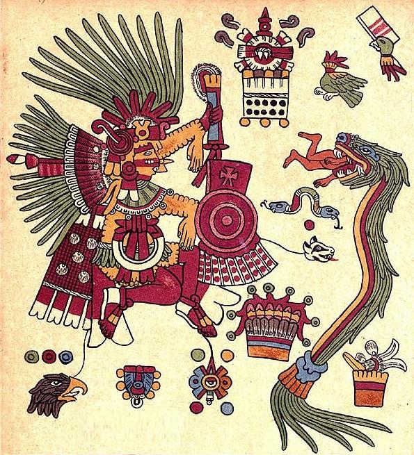 152 • Codex Borbonicus